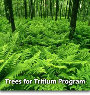 Keep The Earth Green By Recycling Tritium Signs